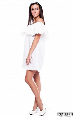 Платье Кимми, Белый
