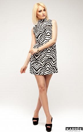 Платье Регина, Комбинированный - фото 1