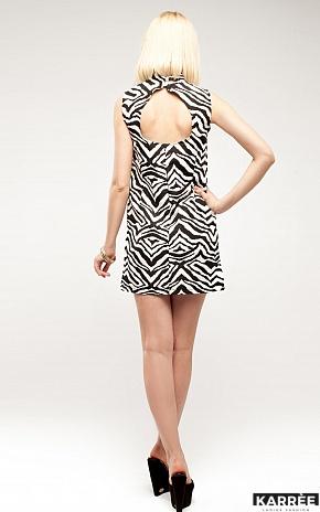 Платье Регина, Комбинированный - фото 2