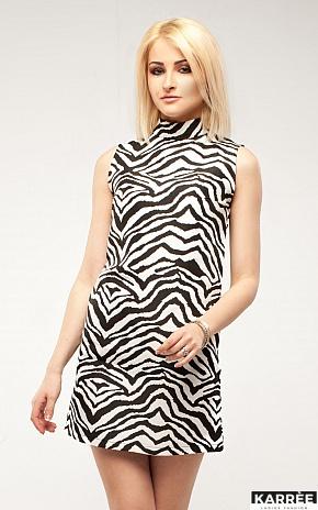 Платье Регина, Комбинированный - фото 3
