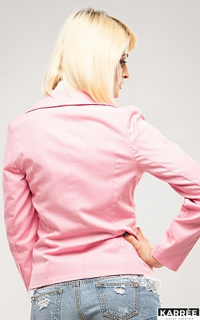 Пиджак Брайтон, Розовый - фото 3