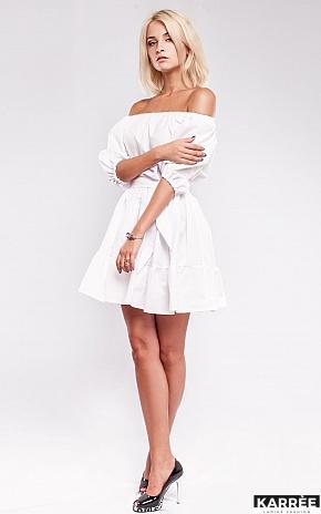 Платье Анже, Белый - фото 1