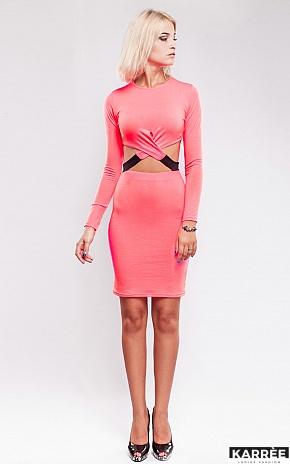 Платье Франсуа, Электро-розовый - фото 1