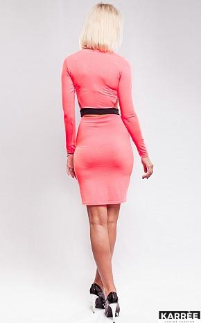 Платье Франсуа, Электро-розовый - фото 2