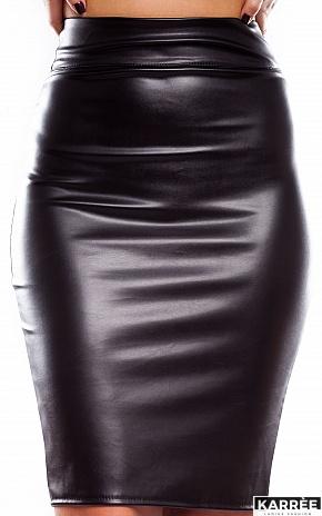 Юбка Лилит, Черный - фото 4