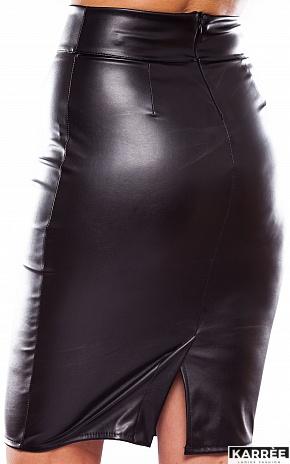 Юбка Лилит, Черный - фото 5