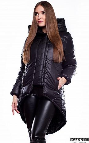 Куртка Коллин, Черный - фото 2