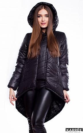 Куртка Коллин, Черный - фото 4