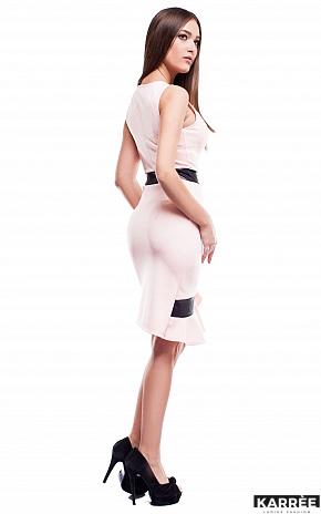 Платье Амира, Персик - фото 4