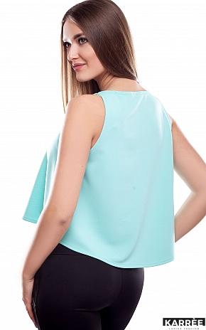 Блуза Мари, Ментоловый - фото 3