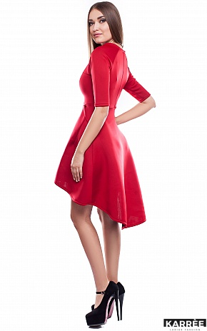 Платье Тринити, Красный - фото 2