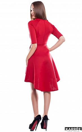 Платье Тринити, Красный - фото 3