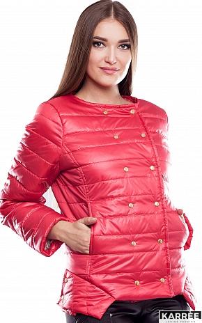 Куртка Беверли, Красный - фото 1