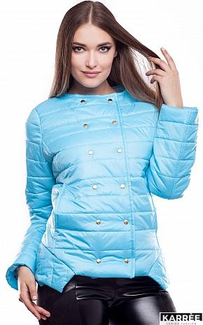Куртка Беверли, Голубой - фото 2
