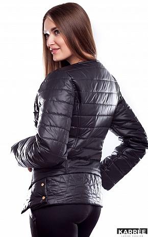 Куртка Беверли, Черный - фото 4