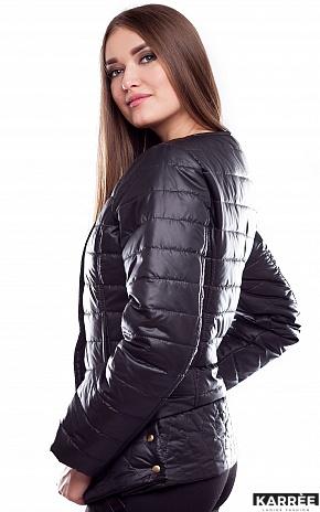 Куртка Беверли, Черный - фото 3