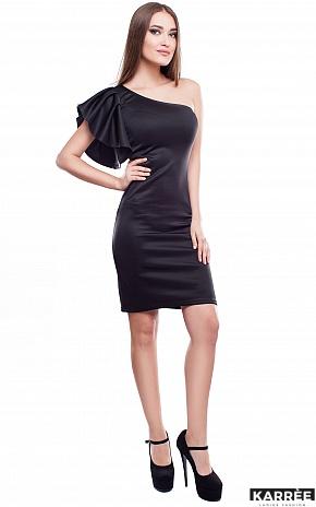 Платье Кокетка, Черный - фото 2