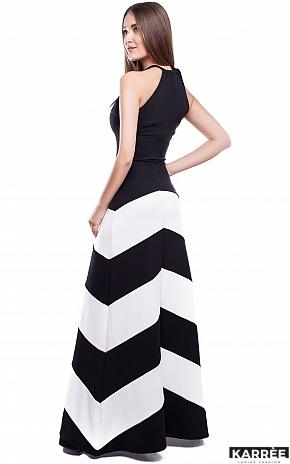 Платье Женева, Комбинированный - фото 4