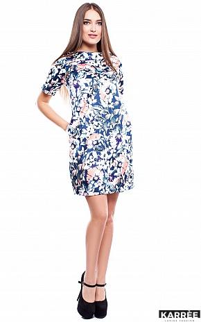 Платье Гретта, Комбинированный - фото 1
