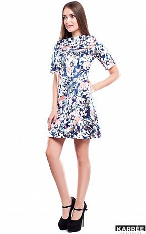 Платье Гретта, Комбинированный - фото 2