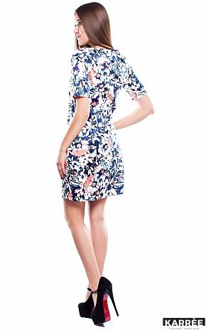 Платье Гретта, Комбинированный - фото 3