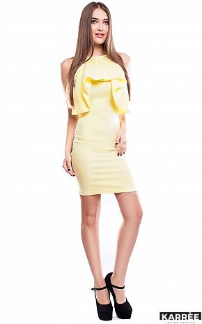 Платье Лолита, Желтый - фото 1