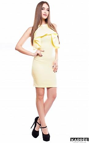 Платье Лолита, Желтый - фото 2