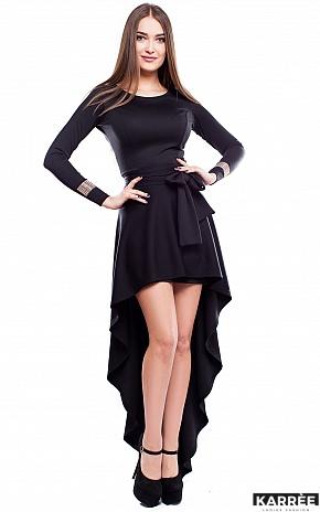Платье Афродита, Черный - фото 1