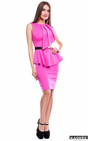 Платье Олана, Малиновый - фото 1