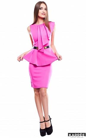 Платье Олана, Малиновый - фото 2