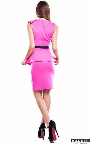 Платье Олана, Малиновый - фото 4