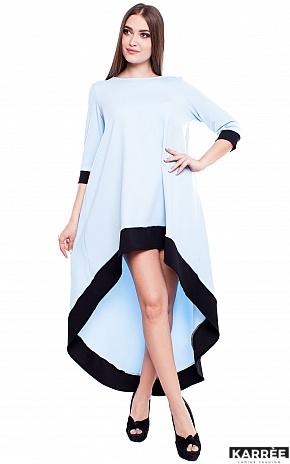 Платье Асия, Голубой - фото 1