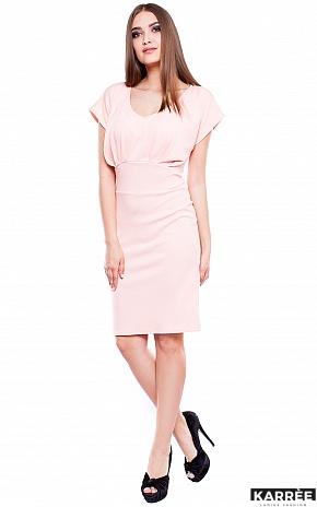 Платье Ализ, Персик - фото 2