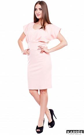Платье Ализ, Персик - фото 3