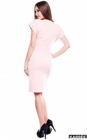 Платье Ализ, Персик - фото 4