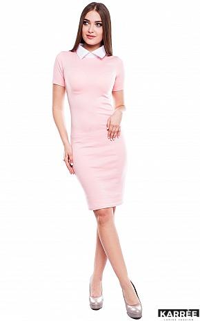 Платье Ангола, Розовый - фото 1