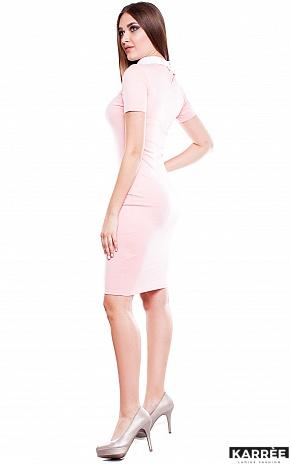 Платье Ангола, Розовый - фото 3