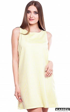 Платье Хайди, Желтый - фото 1