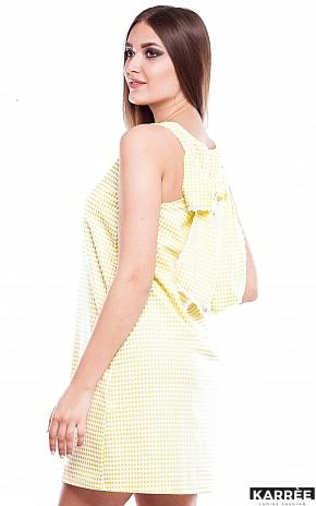Платье Хайди, Желтый - фото 2