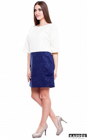 Платье Саванна, Темно-синий - фото 1