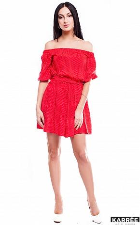 Платье Свит, Красный - фото 1