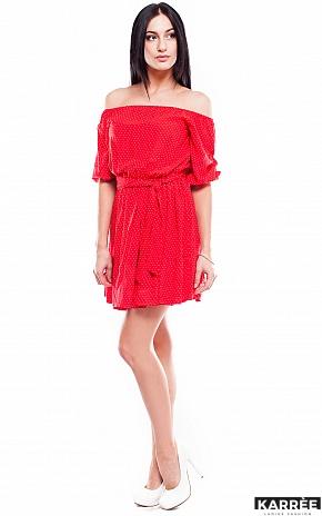 Платье Свит, Красный - фото 2