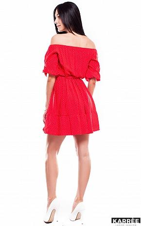 Платье Свит, Красный - фото 3