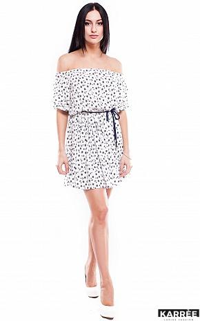 Платье Флай, Комбинированный - фото 1