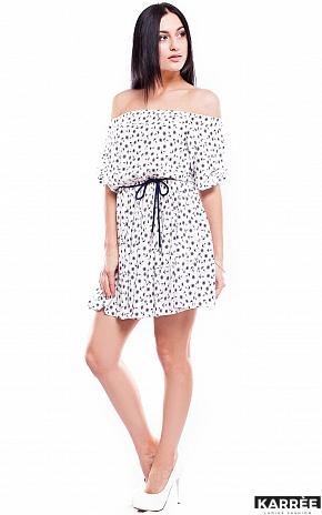 Платье Флай, Комбинированный - фото 2