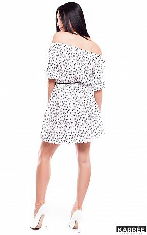 Платье Флай, Комбинированный - фото 3