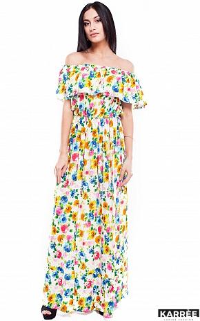 Платье Амур, Комбинированный - фото 1