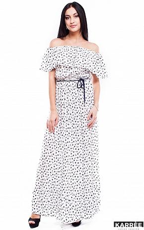 Платье Кама, Комбинированный - фото 1
