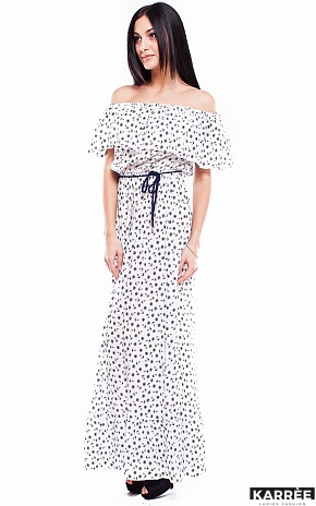 Платье Кама, Комбинированный - фото 2