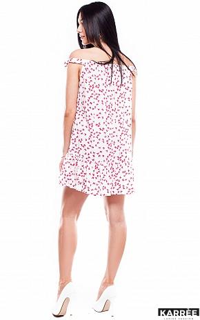 Платье Астурия, Красный - фото 3